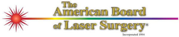 Logo for The American Board of Laser Surgery